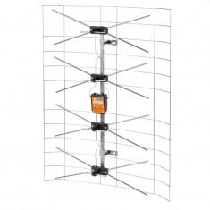 Antena TV completa ANT0074, 900 grame, 800 x 600 mm