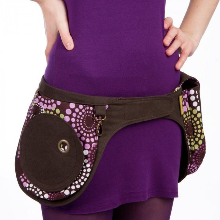 Borseta pentru mamici Liliputi Lavendering