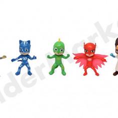 Eroi in Pijama - set 5 figurine de colectie