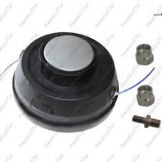 Mosor + Fir + Adaptor - Cap Aluminiu - Motocoasa