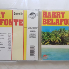 [CDA] Harry Belafonte - Greatest Hits - cd audio original