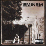 Eminem The Marshall Mathers LP explicit lyrics (cd)