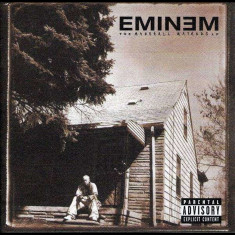 Eminem The Marshall Mathers LP explicit lyrics (cd)