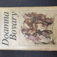 DOAMNA BOVARY - Gustave Flaubert (editura Eminescu)