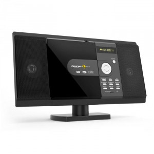 Auna Sistem stereo MCD-82 DVD/CD Player USB SD MPEG4
