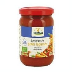 Sos Bio de Tomate cu Legume Primeal 200gr Cod: 3380380057014