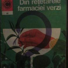 Din retetarele farmaciei verzi