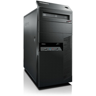 Calculator Refurbished Lenovo ThinkCentre M92P Tower Intel Core i7-3770, 4GB DDR3, 500GB HDD foto