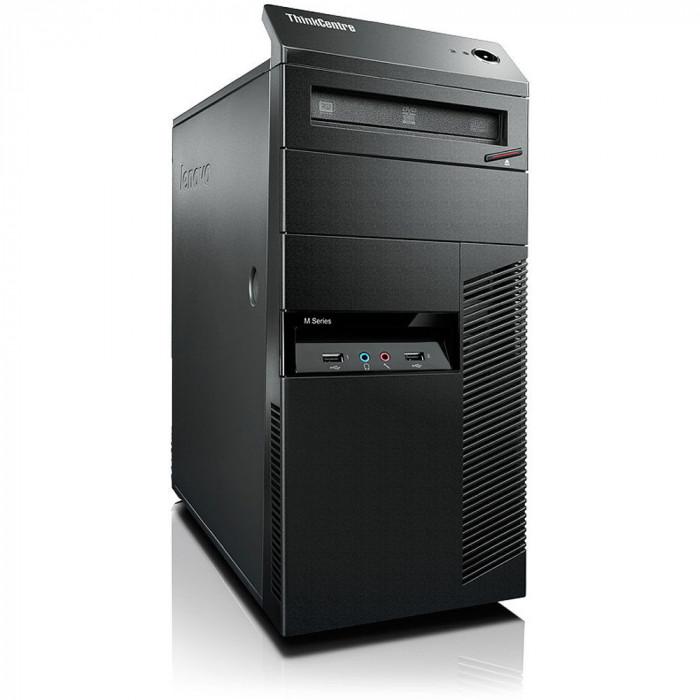 Calculator Refurbished Lenovo ThinkCentre M92P Tower Intel Core i7-3770, 4GB DDR3, 500GB HDD