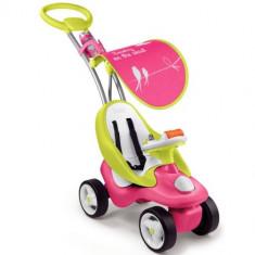 Masinuta de Impins Bubble Go 2 in 1 Pink, Smoby
