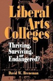 Liberal Arts Colleges