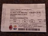 Bilet meci fotbal AC MILAN - KF SHKENDIJA (Albania) Europa League 17.08.2017
