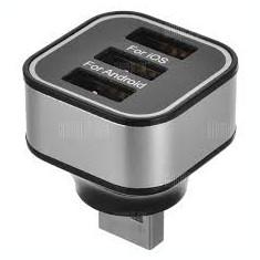 USB HUB 3 porturi  adaptor de încărcare cu extensie ,nou