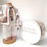 Cumpara ieftin Set Traditional Botez Baiat - Costumas + Cutie 2