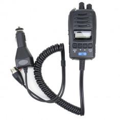 Resigilat : Statie radio CB portabila TTi TCB-H100, alimentare 12V/24V, Roger Beep