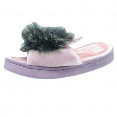 Papuci de casa pentru fetite NN GP19-GY1823-M, Mov
