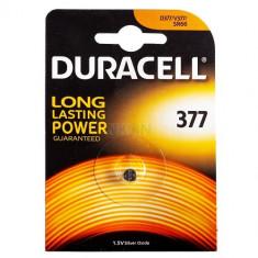 Baterie de ceas Duracell 377 SR626SW AG4 1.55V 1 Bucata /Set
