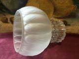 Design / Vintage - abajur model interesant pentru lampi lustre aplice sau veioze