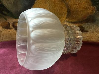 Design / Vintage - abajur model interesant pentru lampi lustre aplice sau veioze foto