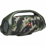 Boxa portabila JBL Boombox 2, Bluetooth, Sunet 360 grade, Redare 24H, Rezistenta la apa IPX7, Partyboost, Powerbank, Camuflaj