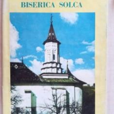 Monumente istorice bisericesti.Biserica Solca