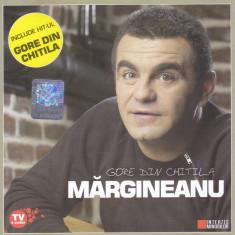 CD: Margineanu - Gore din Chitila ( 2005, original, stare foarte buna )