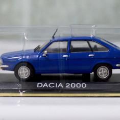 Macheta Dacia 2000 1/43 Deagostini, 1:43