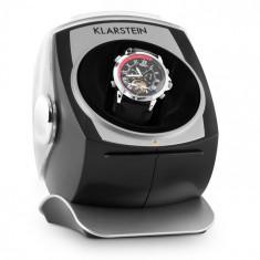 Klarstein Klarstein Senna, suport negru mobil ceas, extensor, stânga-dreapta