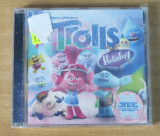 Trolls - Holiday Soundtrack CD (2017), sony music