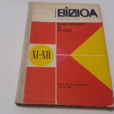 Fizica - Electricitate si Optica - Clasele a XI-a si a XII-a -N. Hangea  RF3
