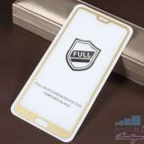 Geam Protectie Display Huawei P20 Pro Acoperire Completa 2,5D Auriu