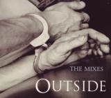 CD George Michael ‎– Outside (The Mixes) , original