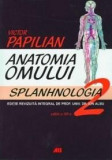 Anatomia omului Vol 2: Splanhnologia | Victor Papilian