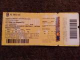 Bilet meci fotbal AC MILAN - ARSENAL FC (Europa League 08.03.2018)