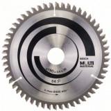 Panza fierastrau circular Bosch Multi Material, 190x30x1.8 mm, 54 dinti, calitate standard