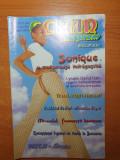 ecran magazin 21-27 august 2000-voltaj,sonique,liviu ciulei,maria gheorghiu