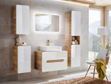Set Mobilier pentru baie, 6 piese, Aruba Large