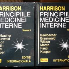 PRINCIPIILE MEDICINEI INTERNE - HARRISON (2 VOLUME) - TEORA