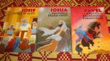 biblia ilustrata pentru copii / pavel si apostolii /iosua si pamantul /iosif