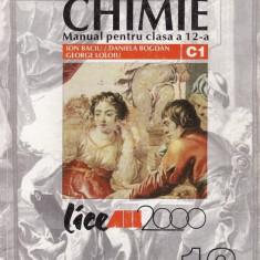 Chimie_manual pentru clasa a  12-a_colectiv de autori * 54, Clasa 12, Chimie, 1999