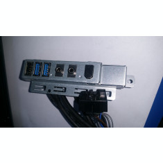 Front panel USB and audio board si power button HP Z220