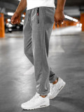 Cumpara ieftin Pantaloni de trening gri Bolf JX1008