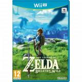 The Legend of Zelda: Breath of the Wild Wii U, Actiune, 12+