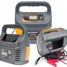 Redresor pentru baterie 12/24 V,robot pornire cu acumulator
