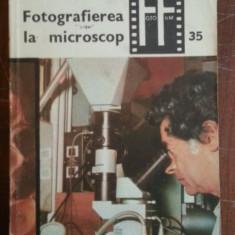 Fotografierea la microscop – Gh. Mohan