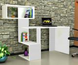 Birou Andu White - Oyo Concept, Alb