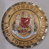 Medalie militară România  - LAND FORCES STAFF, Europa