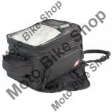 MBS Geanta de rezervor Louis 80, 16L/25L, buzunar GPS/harta, negru, Cod Produs: 10067080LO