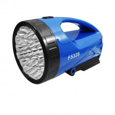 Lanterna cu acumulator, 25 LED-uri - 109013