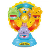 Joc educational carusel Ferris Wheel, sunete si lumini